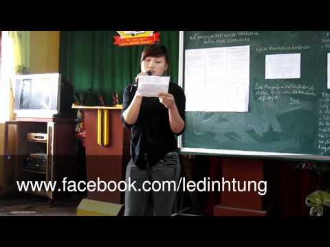 Vòng loại văn nghệ (13/11/2011)