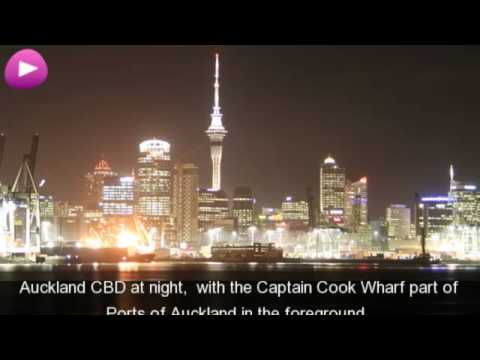 Auckland Wikipedia travel guide video. Created by Stupeflix.com