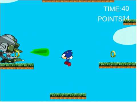 Sonic-xs (Online Games 4 Free)