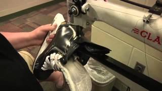 Rick Bronwell Skate Tendon Guard Repair