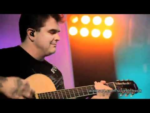 3 Doors Down-When you´re young Live Acoustic at Walmart Soundcheck 1 of 7