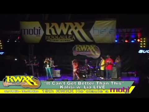 2012 KWXX HO`OLAULE`A - KALISI w/ LIA