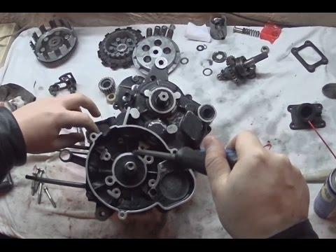 Мокик ЗиД-50-02 грузовой - YouTube