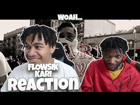 [M/V] Flowsik (플로우식) - Kari (까리) - REACTION   WOAH...