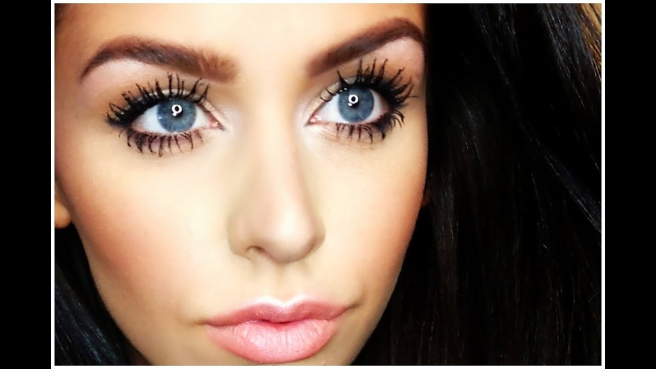 How To Make Your Eyelashes 5 Times Longer Thicker Youtube