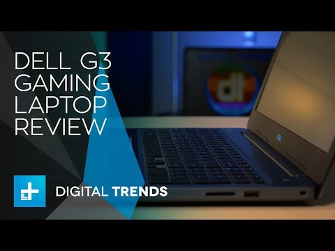 Dell G3 Gaming Laptop - Hands On Review