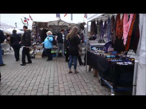 Finland Helsinki  Market Square - Kauppatori