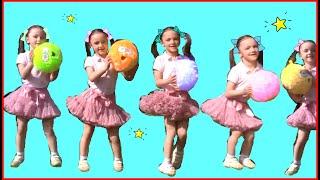 Stories for Kids 5 little monkeys song
