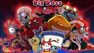 Yo-kai Watch Blasters - BOSS RUSH With Viewers For RARE MATERIALS!