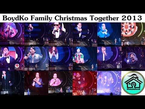 BoydKo Family Christmas Together 2013 - Full Version