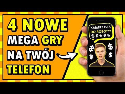 NOWA GRA o KRUSZWILU na TELEFON! 💰 4 SUPER GRY NA TELEFON