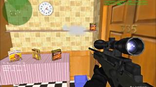 CS portable gameplay - RATS
