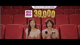 Mua vé online CGV - THANH TOÁN MOMO, XONG NGAY MỘT CHẠM!