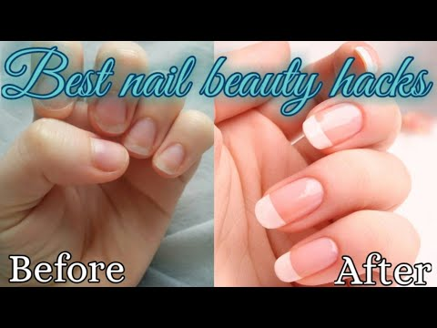 Top 10 Nails Beauty Tips For Healthy And Beautiful Nails   Part 1