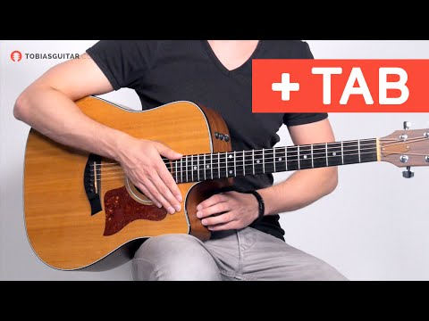 Learn How To Play Percussive Fingerstyle - Advanced Percussion (1/2)