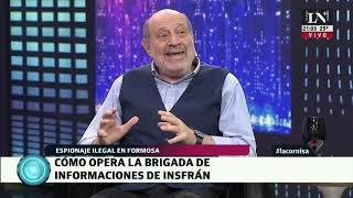 Alfredo Leuco en La Cornisa: