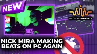 NICK MIRA MAKING BEATS ON PC AGAIN 🥵🔥 Twitch Livestream [12/14/2020] 🔥🔥