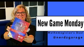 More Than Playing with Numbers- Mathemagician's Duel ~ NGM