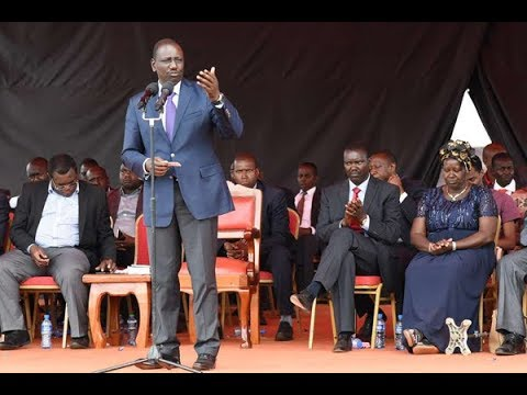 Ruto urges NASA to work with Jubilee to build the country