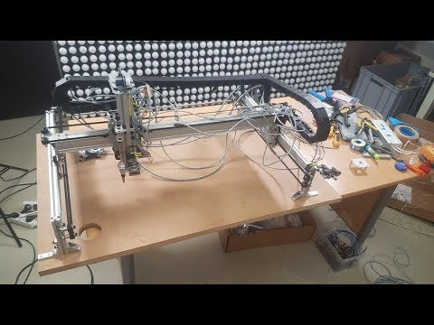 LIVE: LitePlacer Kit Assembly Episode 2 (Pick&Place Machine)