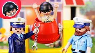 Karlchen auf der Baustelle - Playmobil Polizei Film - KARLCHEN KNACK #138