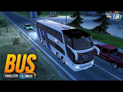 🔴#1 gameplay bus simulator: ultimate/LOS VAGOS TO NEW YORK | #bussimulatorultimate #gaming |