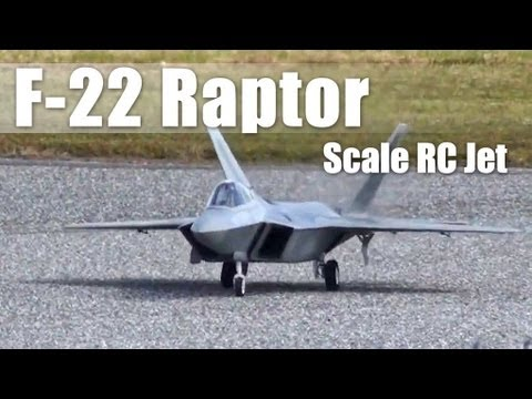 raptor scale rc jet engine fast youtube
