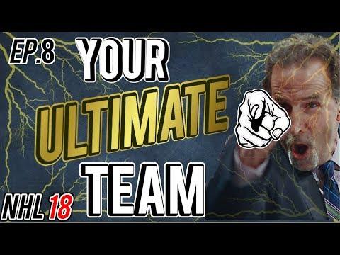NHL 18 HUT Player Reviews   Price, Ice Wheeler, Ice Kucherov (Your Ultimate Team #7 & 8)