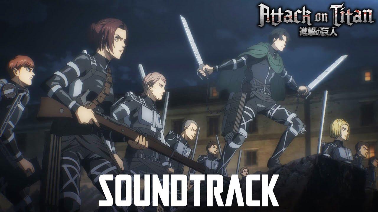 Download Attack on Titan Season 4 Episode 7 OST: Levi & Devils of Paradis vs Marley Battle Theme