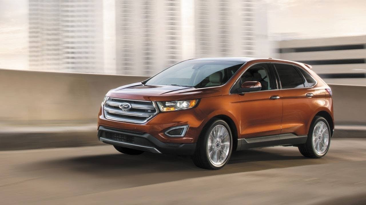 Ford Edge Redesign And Changes