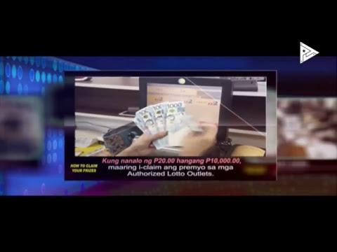 PCSO 11 AM Lotto Draw, May 20, 2018