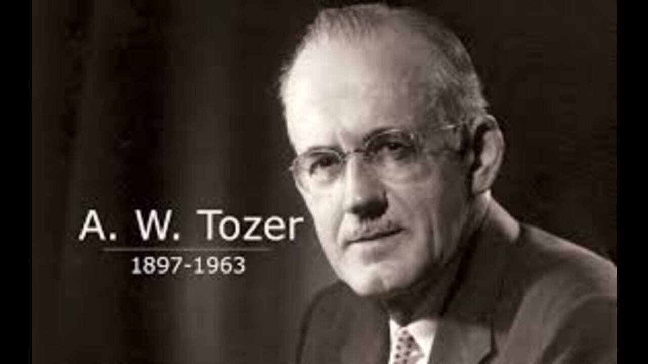 The Beauteous World as Made by Him, and His Reception Into It - by A. W. Tozer