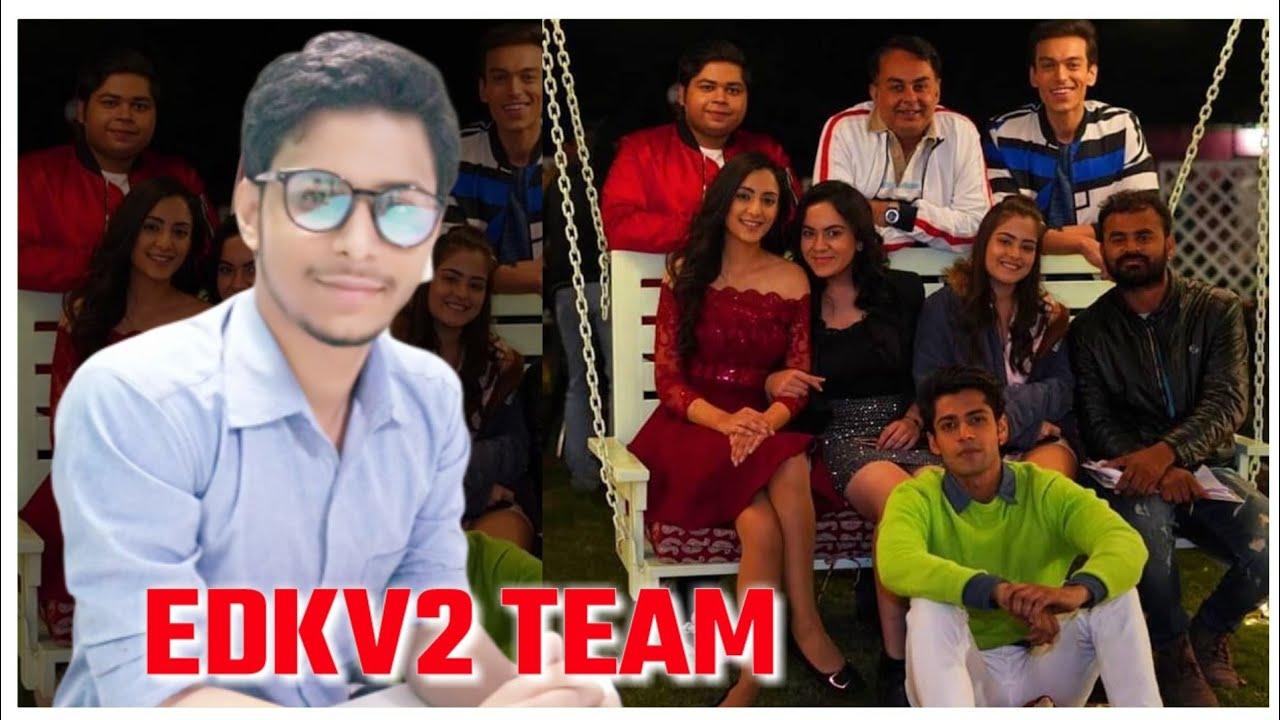 Mohit Kumar, Kanika Kapoor and Team Members Photoshoot in ...