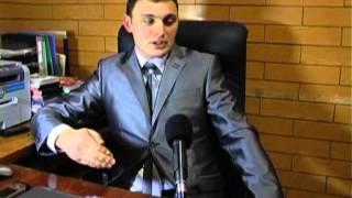 5.03.2011 ТВпередача АВТОР ТВ 41 канал г.Днепродзержинск