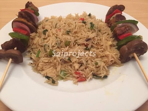 Pilau Rice (Tanzanian)- A Collaboration with Noorslife