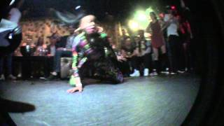 CHICA CHELY from Wild Out Crew 20150515