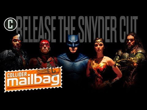 Should The Snyder Cut of Justice League Show Up on HBO Max? - Mailbag