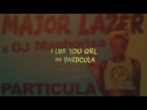 Major Lazer & DJ Maphorisa - Particula (feat. Nasty C, Ice Prince & Jidenna) (Lyric Video)