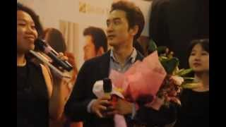 fancam 25 7 14 song seung heon m at city square mall ending