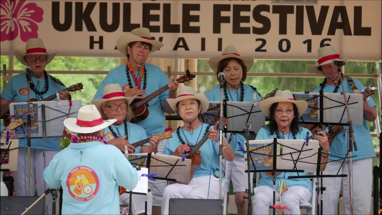Ukulele festival hawaii 2016 sunset strummers ukulele ohana ukulele festival hawaii 2016 sunset strummers ukulele ohana hexwebz Choice Image