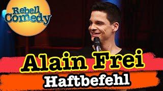 Alain Frei & die Rap-Texte von Haftbefehl