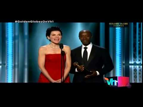 George Clooney Wins Lifetime Achievement Golden Globe Awards 2015