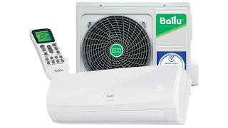 видео Сплит-система Ballu BSO-18HN1