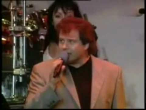 Andy Borg - Die berühmten drei Worte .. Ich liebe Dich 1982