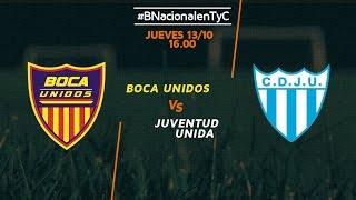 Boca Unidos vs Juv.Unida Gualeguaychu full match