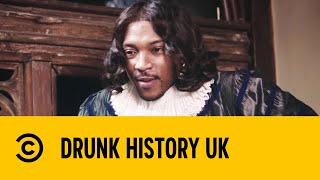 The Trial Of King Charles - Drunk History | Comedy Central