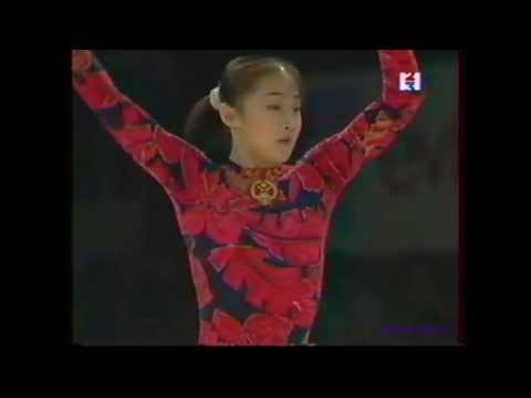 Kui Yuanyuan KUI Yuanyuan floor Massilia Gym Cup 1999 EF YouTube