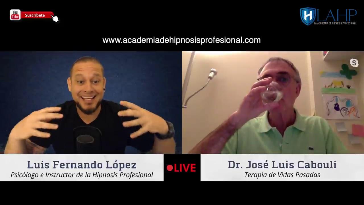 EN VIVO   Conversando con Dr  Jose Luis Cabouli