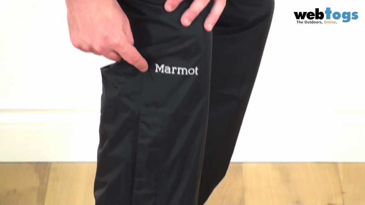 0afed4ee327 Marmot Men s and Women s Essence Pant - Super Lightweight and Waterproof  Trousers - YouTube