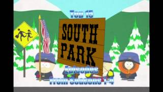 TRAILER: My Top 15 South Park Episodes From Seasons 1-4